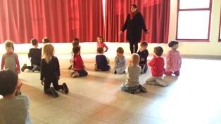 attività ludica scuola dell'infanzia