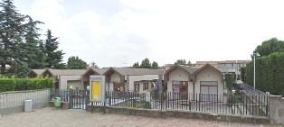 ingresso scuola dell'infanzia Ponti