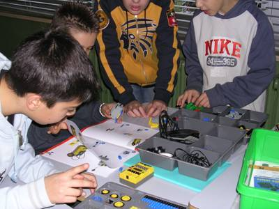 Laboratorio robotica