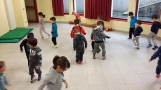 attività motoria scuola dell'infanzia