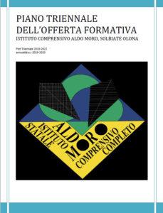 copertina del PTOF