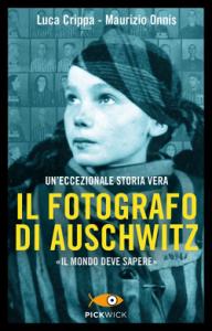 copertina del libro il fotografo di Auschwitz