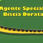 agente speciale biscia dorata